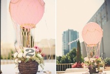 Wedding Table Centrepieces / by Party Pieces
