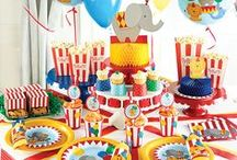 Circus Party / by Party Pieces