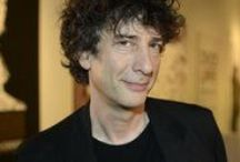 Neil Gaiman / by Scott Vieira