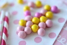 ❤ Sixlets ❤ / For the love of Sixlet Candies! / by Layer Cake Shop