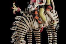 Art Dolls 3 / by Janet Greenwood