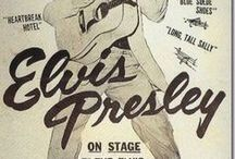 Elvis Songs & Videos / Music & Videos / by Sally Kordus