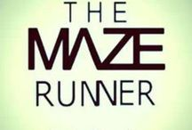 Remember.Survive.Run(a maze runner group board!) / by Fariha Hasan