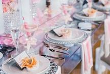 Tables - Settings, Seating & Decorations / by Norma McDonough