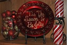 Tables - Christmas, Easter, Holiday etc / by Norma McDonough