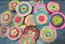 Paper and Cards {} Papier en Kaarten / Paper cards and crafts Kaarten en andere koddigheid van papier / by Puur & Blij