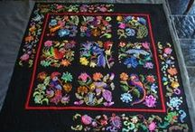 Embroidery garden / by LIA