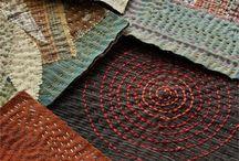 Stitching / by Sivia Harding Knit Design