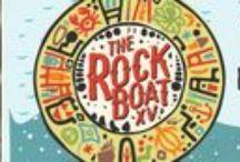 The Rock Boat / www.therockboat.com / by Sixthman