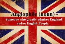... all things british ... /  My obsession with Britain, BBC, Doctor Who, Sherlock, Merlin, tea, and MORE!  / by Julia Koslowsky