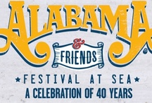 Alabama Festival At Sea / by Sixthman