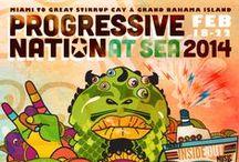 Progressive Nation at Sea / by Sixthman