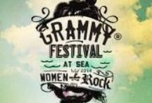 GRAMMY Festival at Sea / www.grammyfestivalatsea.com / by Sixthman