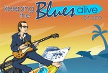 Keeping The Blues Alive at Sea / www.bluesaliveatsea.com / by Sixthman
