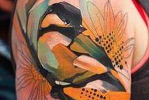 tattoo / by Marsha Maarschalkerweerd
