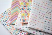 Fabric I love / by Kristin -- Grandma's Chalkboard