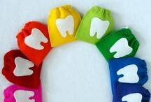 Tooth Fairy Ideas / by Kristin -- Grandma's Chalkboard
