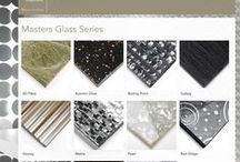 Glass Tiles / From Nexon's Masters Series / by Nexon Building Materials Limited