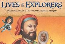 Explorers / by Charles & Renate Frydman Educational Resource Center