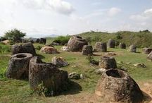 Xieng Khouang / Xieng Khouang-The Plain of Jars / by Laos - Simply Beautiful