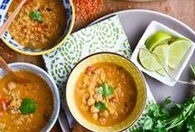 Recipes - Soups / by Cheryl Wedlake