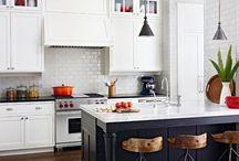 kitchen inspiration / by Sonjia Erickson