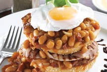 Recipes - Breakfast/Brunch / by Cheryl Wedlake
