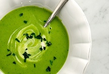 Recipes - Soups - Chilled and summer soups / by Cheryl Wedlake