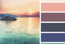 Color Inspiration / by Michele Dell