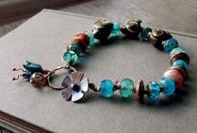 Jewelry Inspiration - Bracelets / by Michele Dell