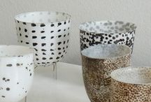 ceramics and vessels / by Sonjia Erickson