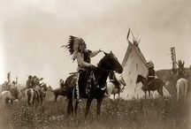 Native Americans / by Teresa