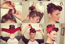Hair DIY / by Verillas