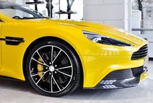 Aston Martin / by M. Battuello