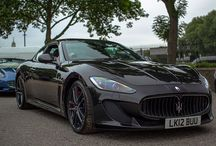 Maserati / by M Battuello