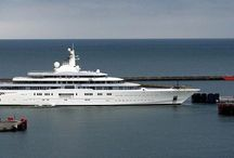 Luxury Yachts and Boats / by M Battuello