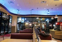Custom Restaurant Lighting III By Arie Louie / by Louie Lighting