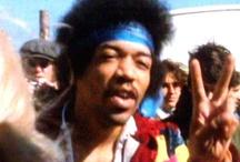 Jimi Hendrix / by Vicky Stanton