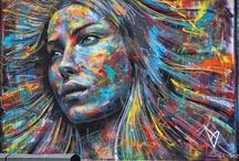 Street Art/Murals  / by Vicky Stanton
