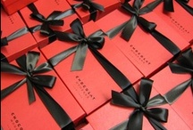 Weddings {Black&Red} / by suzie. the wedding planner.