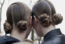 hair arrange / by FUTABA