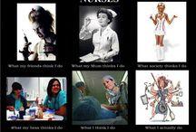 Nursing  / by Kim Henry