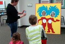 Dr. Suess Birthday Party / Photos from the Wichita Falls Friends of the Library's Dr. Seuss Birthday Party. / by Times Record News