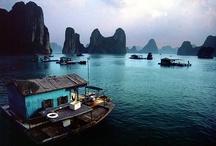 Places To Go / travel wish list / by Tiana Kai