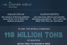 Brain Food / Quotes, Infographics, and Resources / by The Sustainable Seafood Blog Project