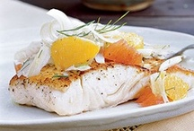 Halibut, Snapper, & Arctic Char / Look for Pacific U.S. Halibut and farmed Arctic Char at the Supermarket. / by The Sustainable Seafood Blog Project