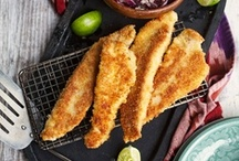 Catfish, Cod, & Tilapia / by The Sustainable Seafood Blog Project