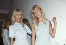 Back Stage / by Preen by Thornton Bregazzi