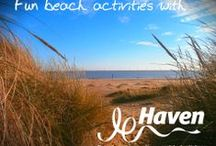 Haven - Beach activities / Beach activities for the whole family / by Haven Holidays