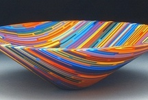 Glass art / by Ina Kuhn